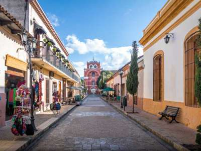 Viaje a México 1