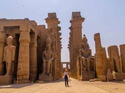 Viaje a Egipto 1