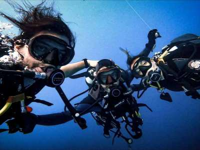 Viaje a Maldivas buceo 2