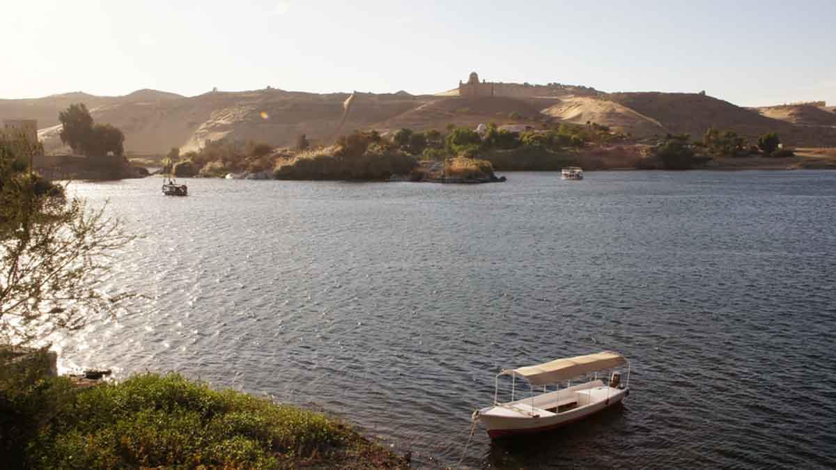 aswan egipto que ver