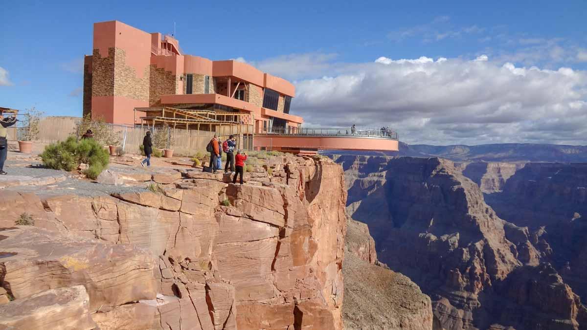 skywalk gran cañon del colorado