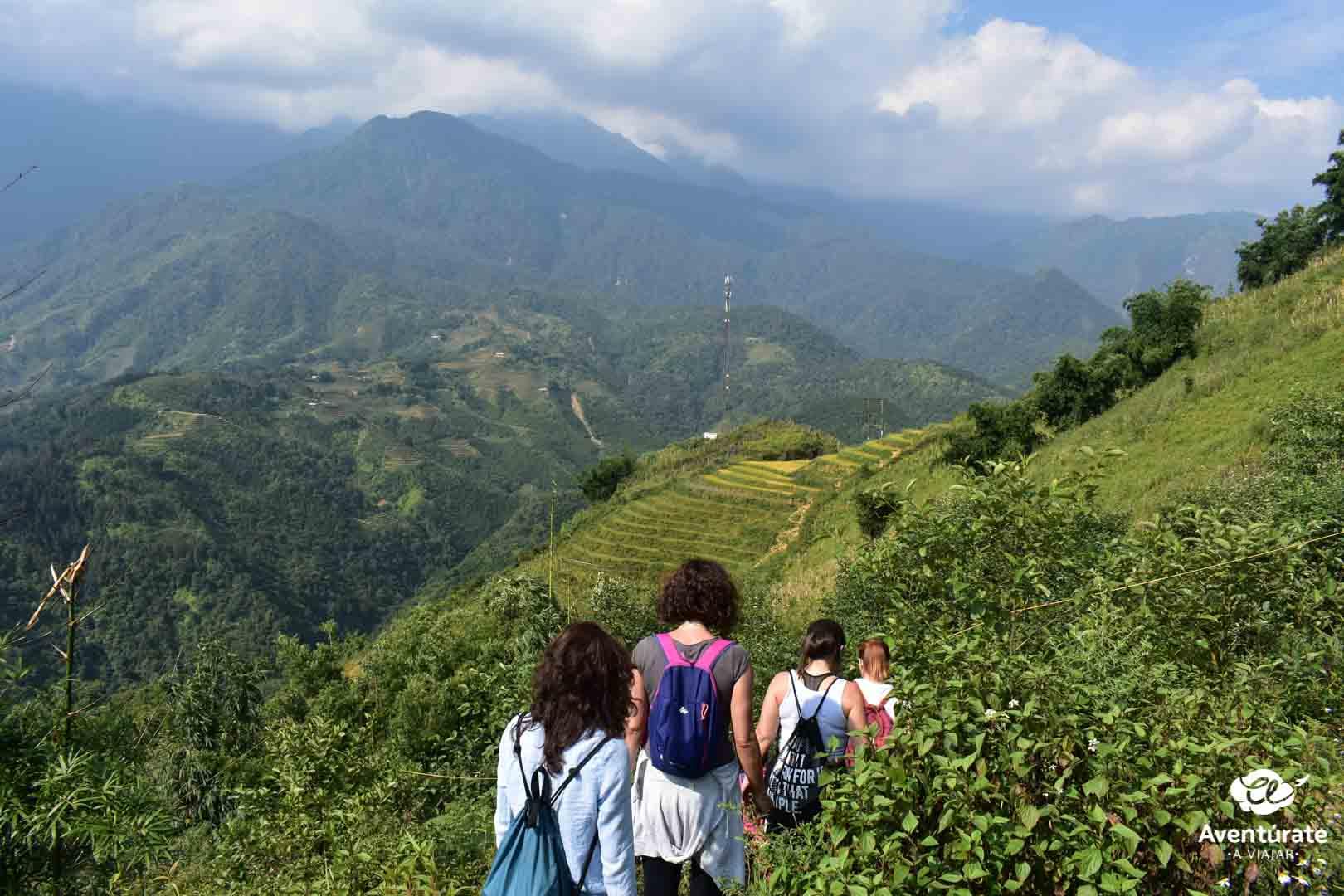 viajes de aventura sapa vietnam