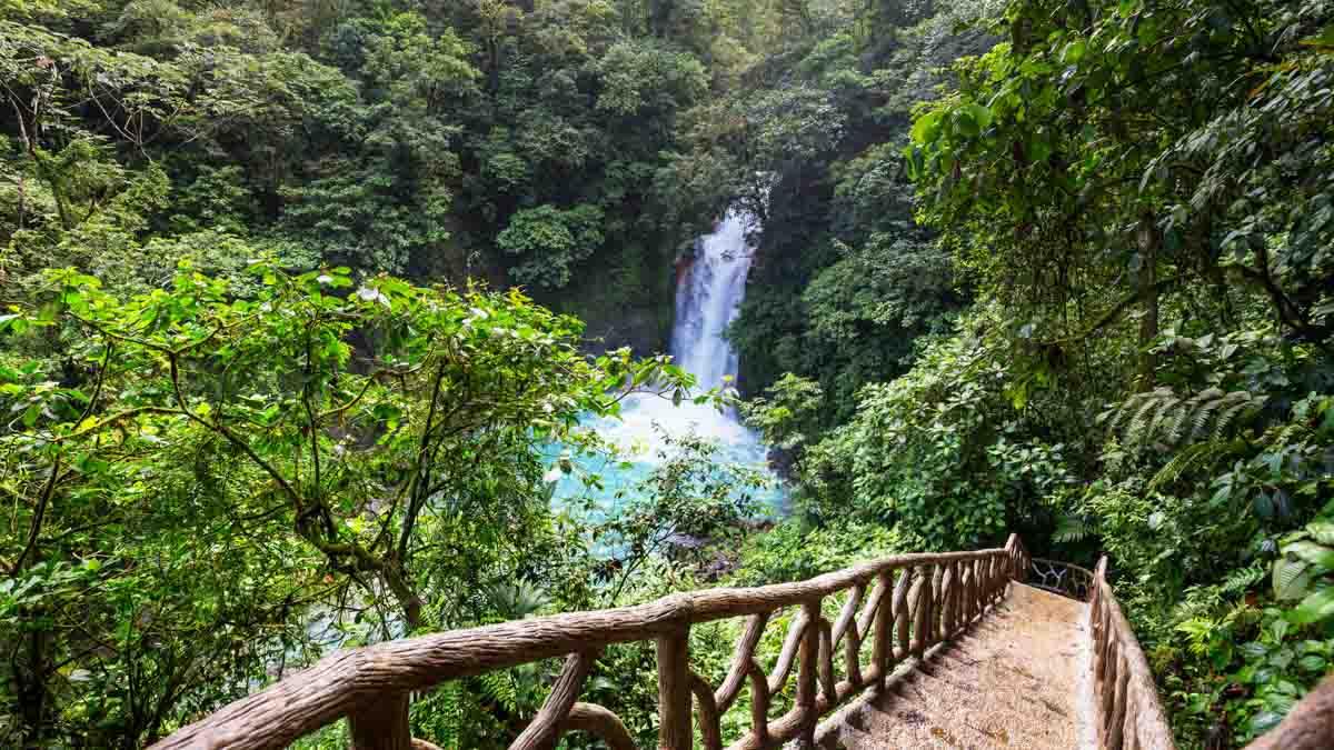 cascadas costa rica viaje