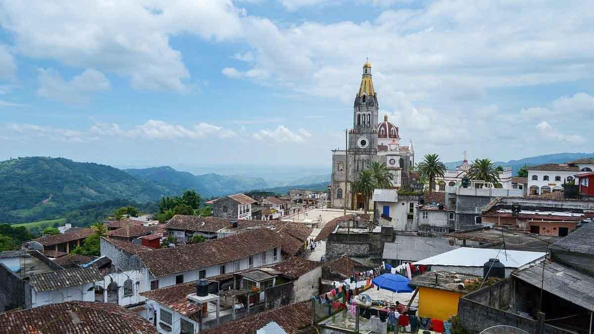 mexico ciudades viaje