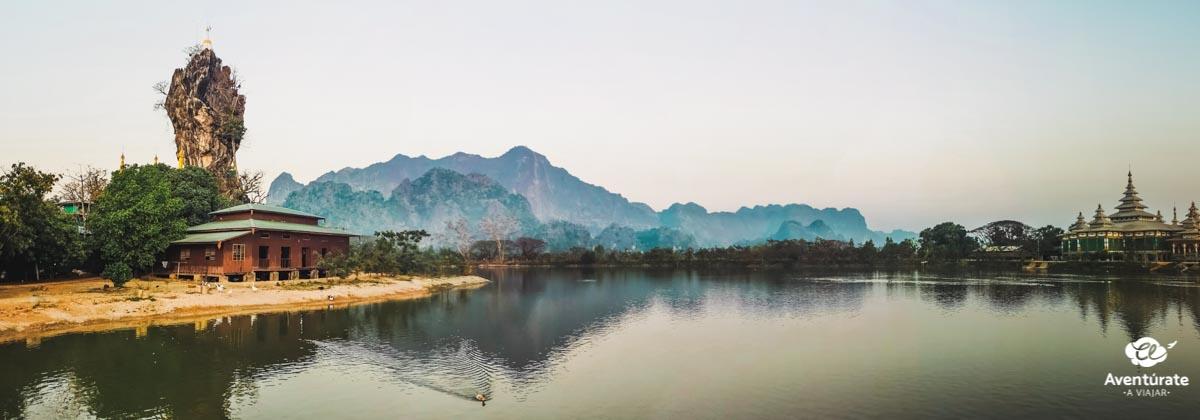 consejos de viaje myanmar