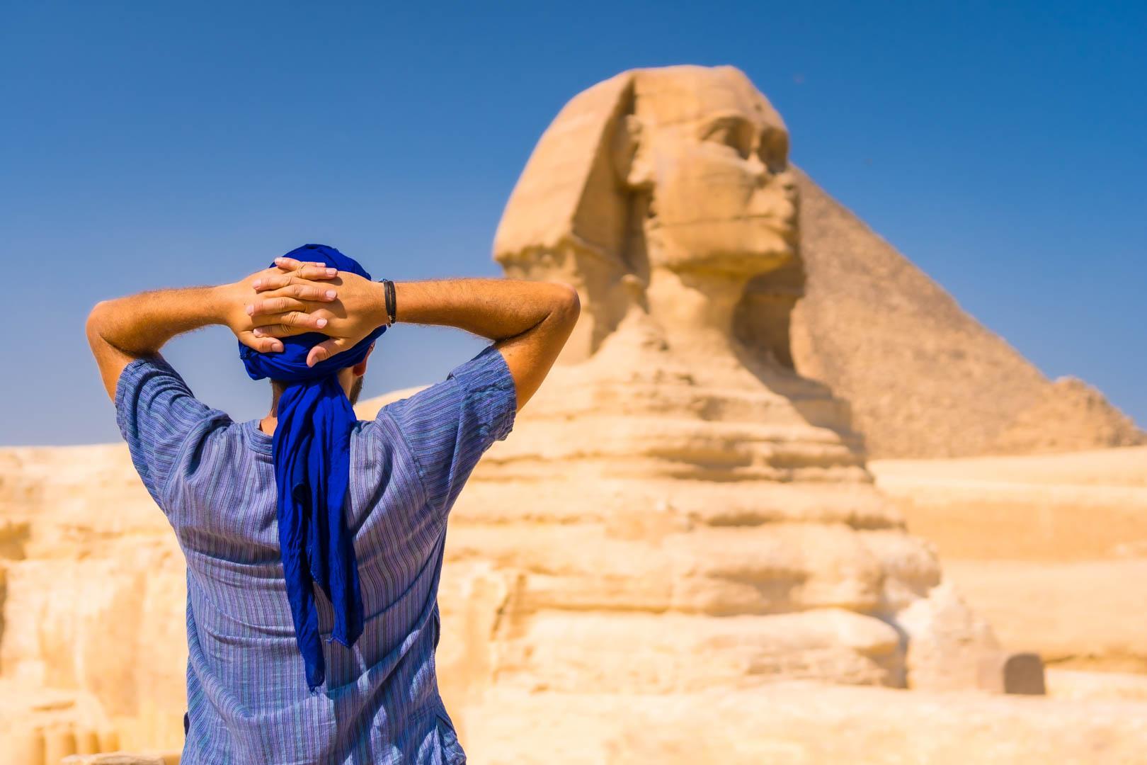 Viajar a Egipto en 2021 ¿Es Seguro?