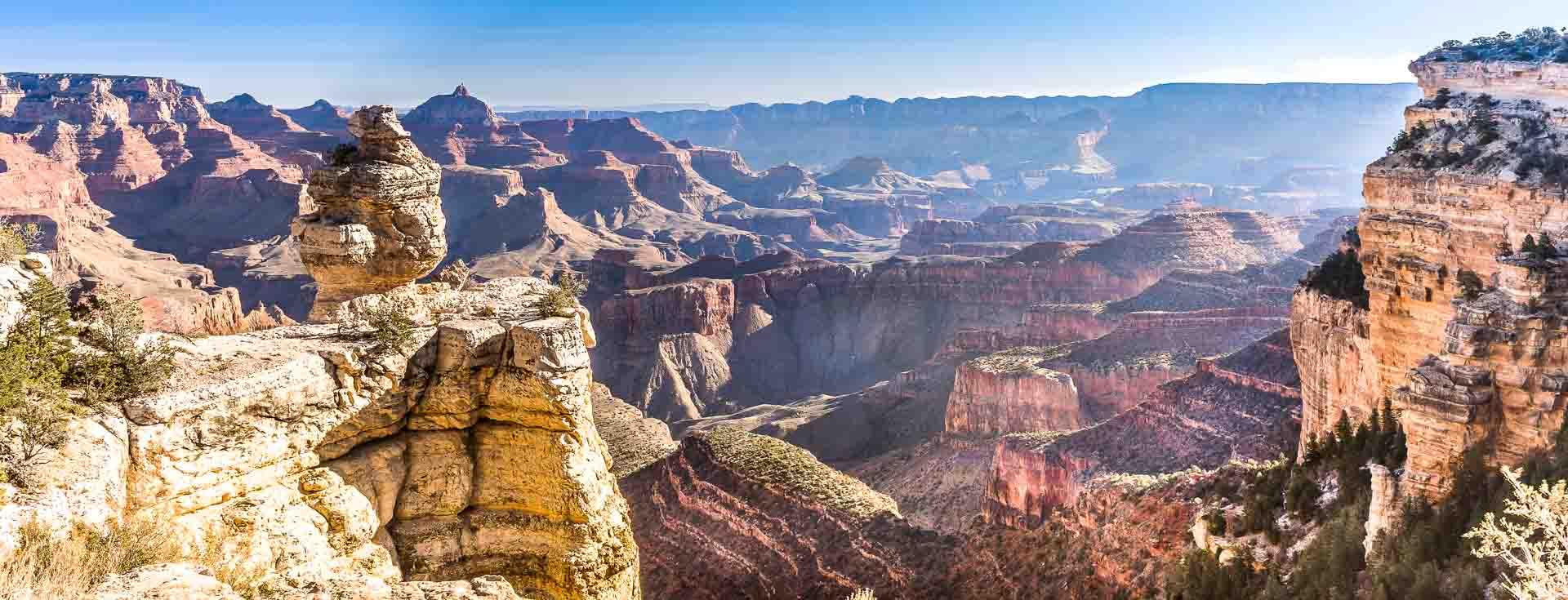 7 Consejos para visitar el Gran Cañon del Colorado