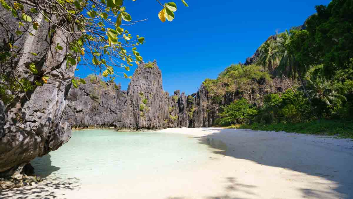 hidden beach el nnido tour c