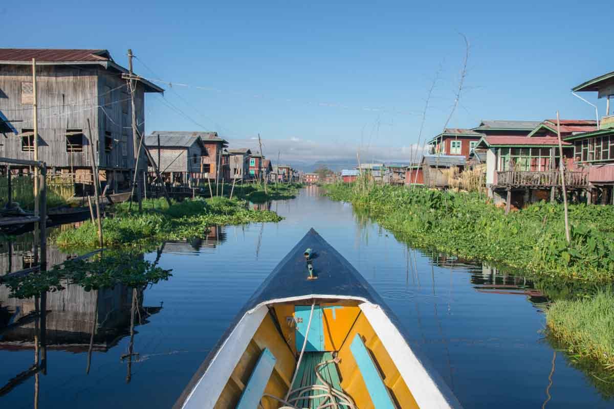 inle lake itinerario myanmar