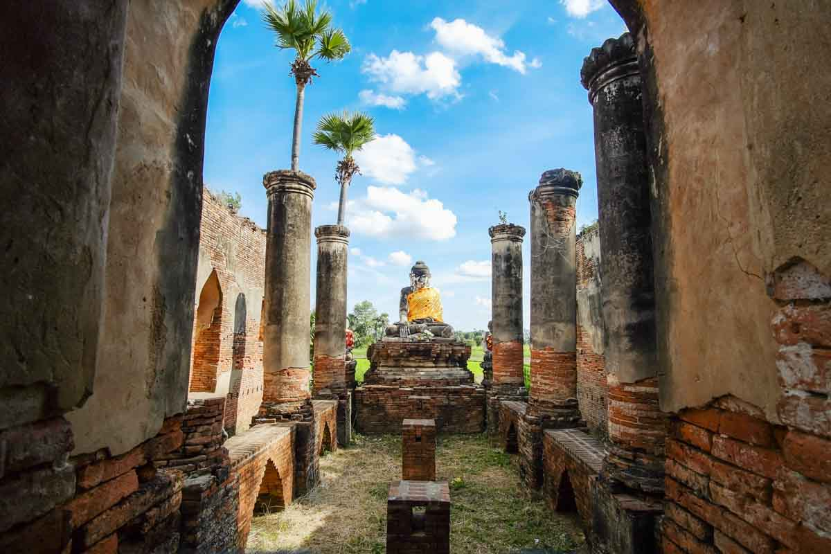 inwa mandalay myanmar