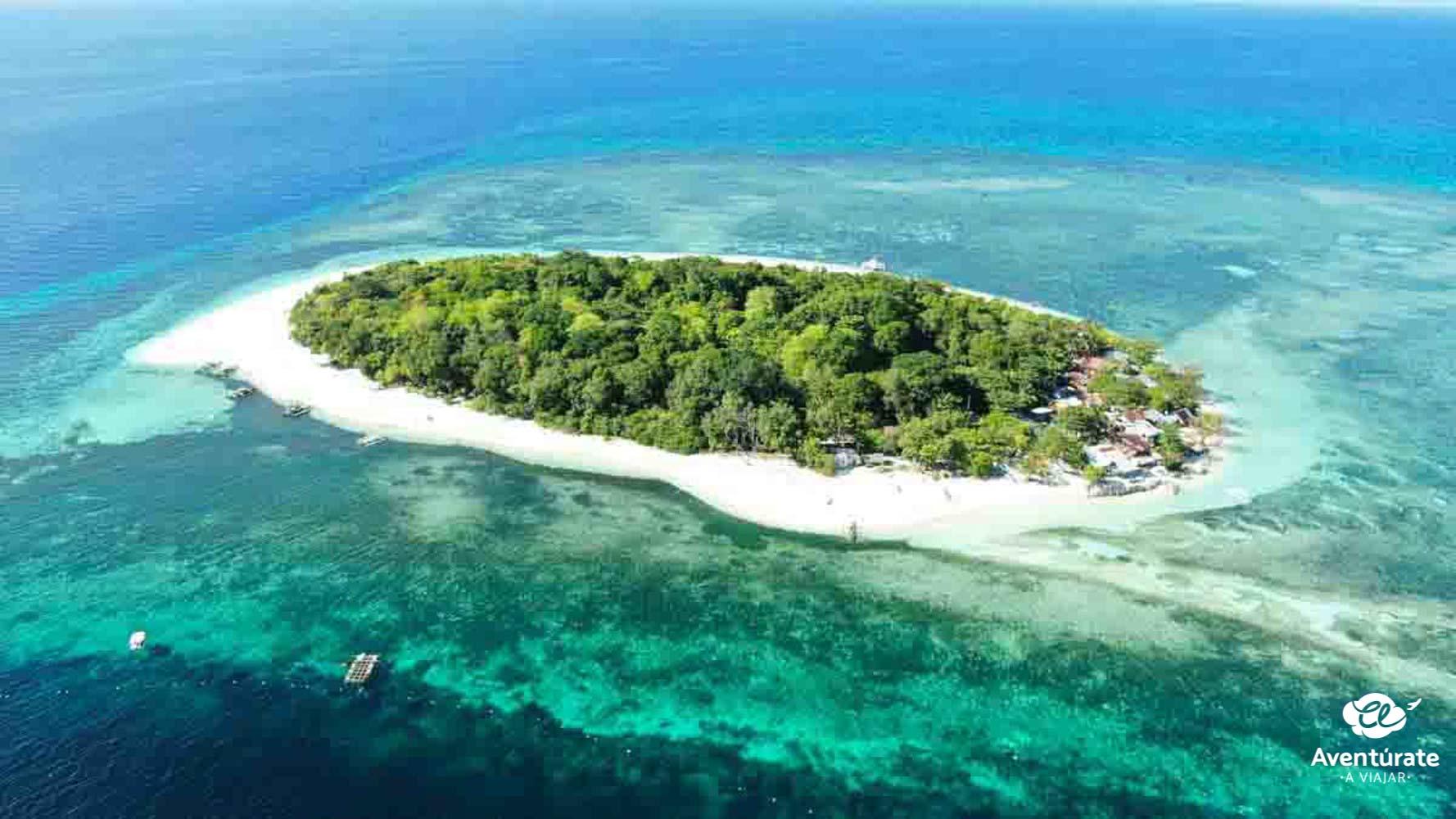 6 Islas perfectas para explorar como mochilero