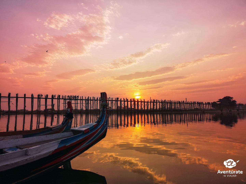 Itinerario de viaje a Myanmar en 15 días