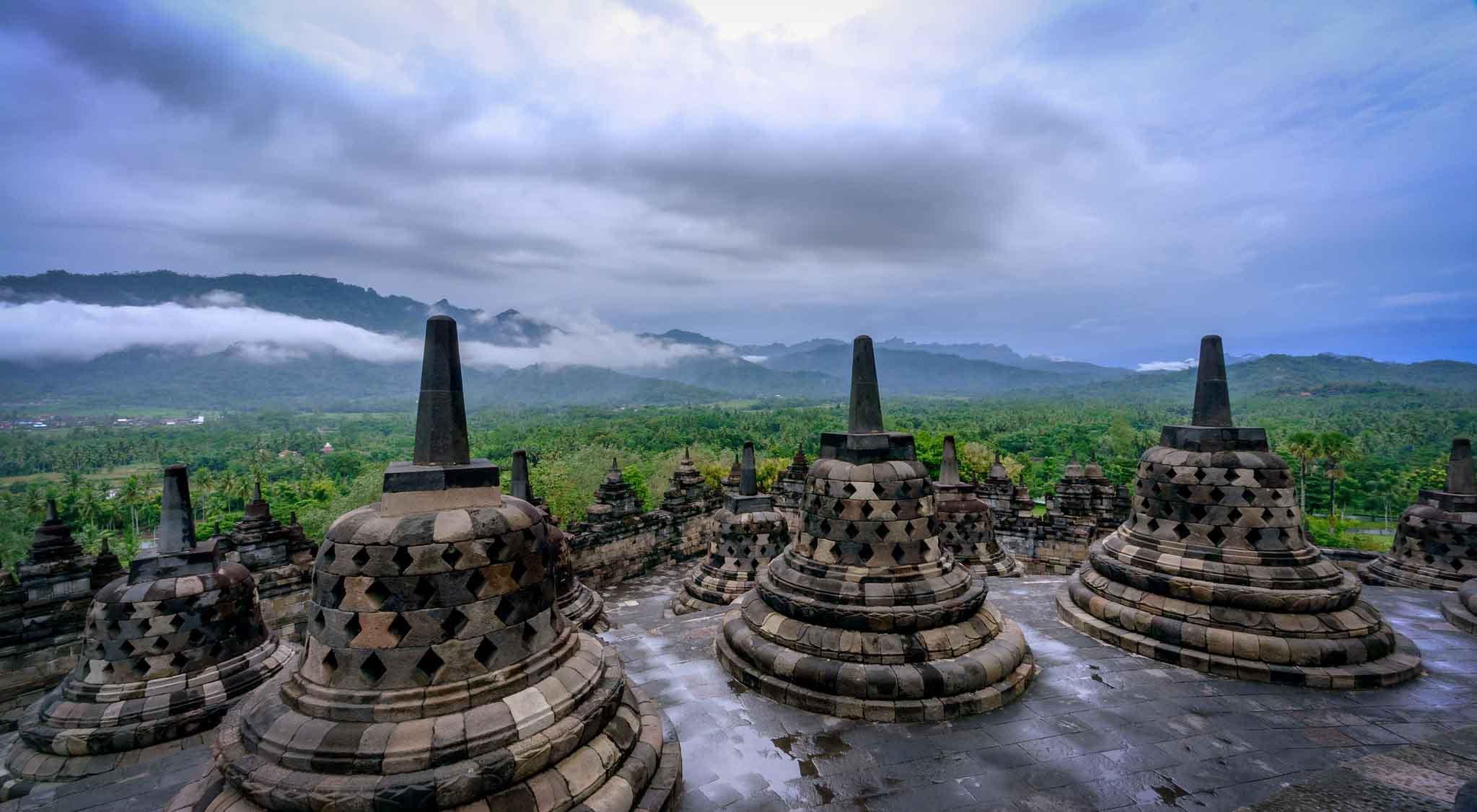 isla de java indonesia