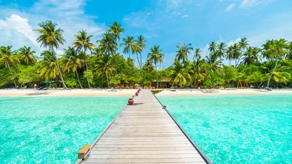 maldivas, destino viaje febrero