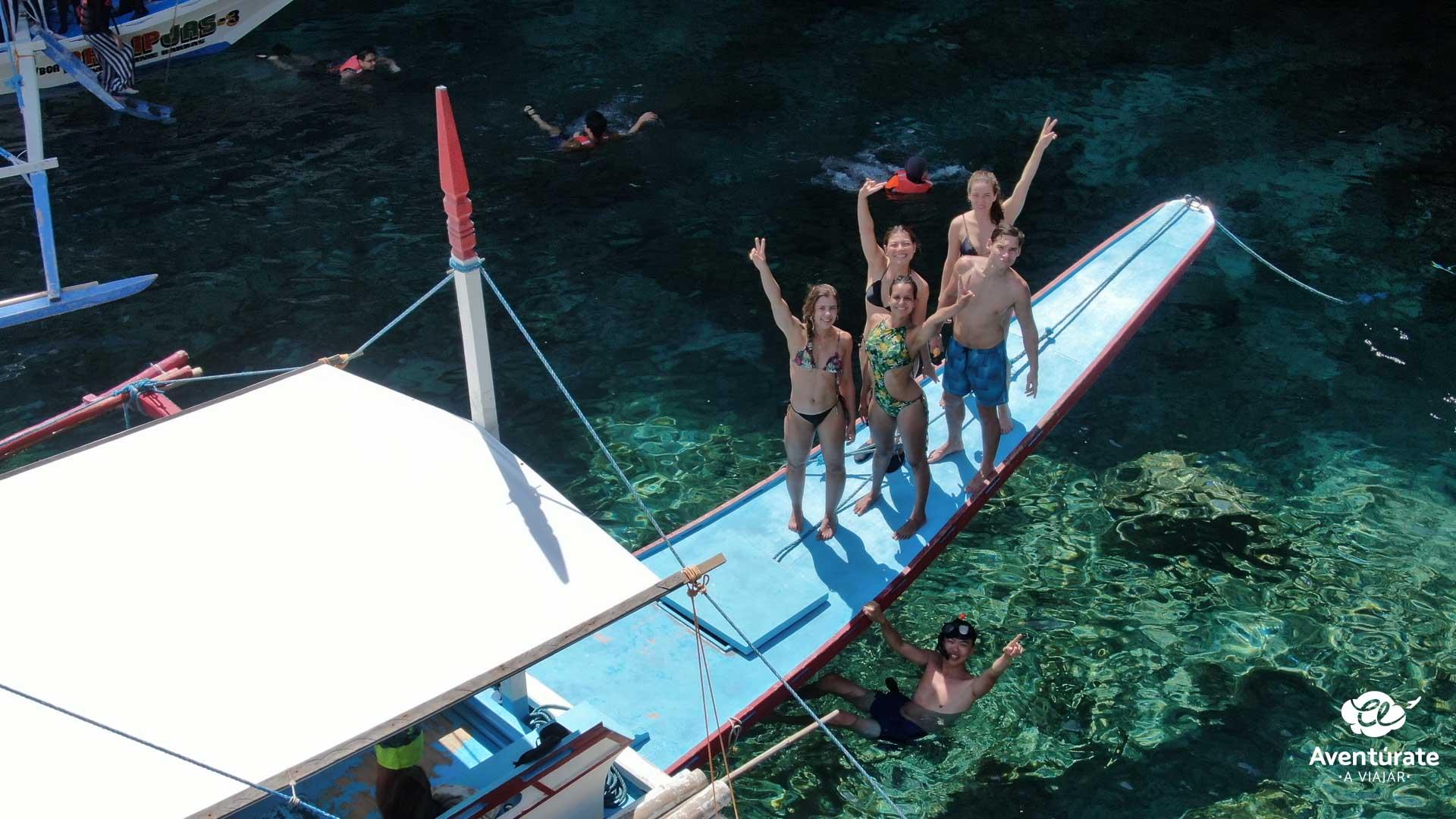 El Nido Island Hopping, la guía de Tours A,B,C Y D