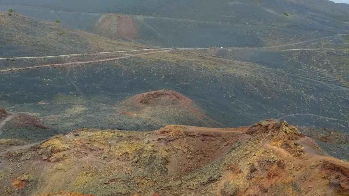 mirador volcan teneguia