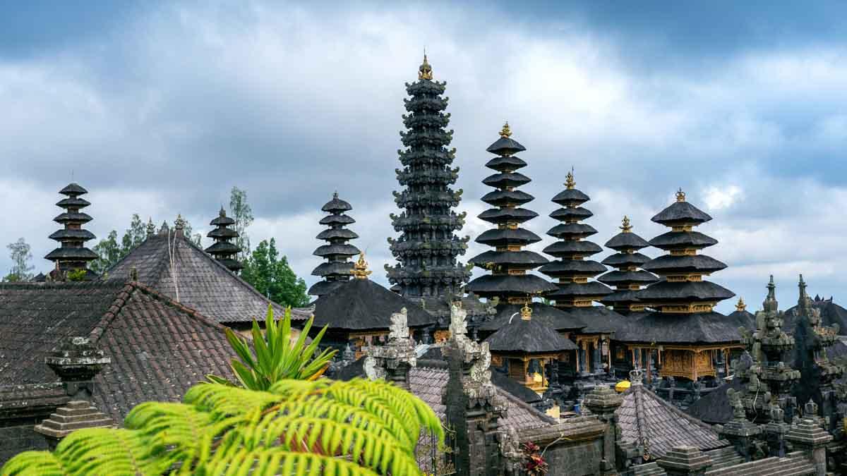 templo pura madre besakih, bali indonesia