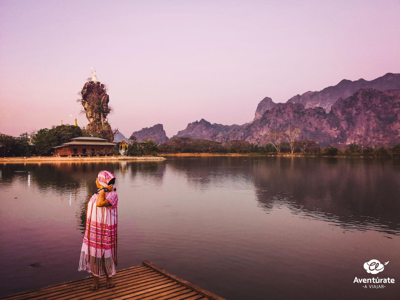 8 Lugares IMPRESCINDIBLES que ver en Myanmar