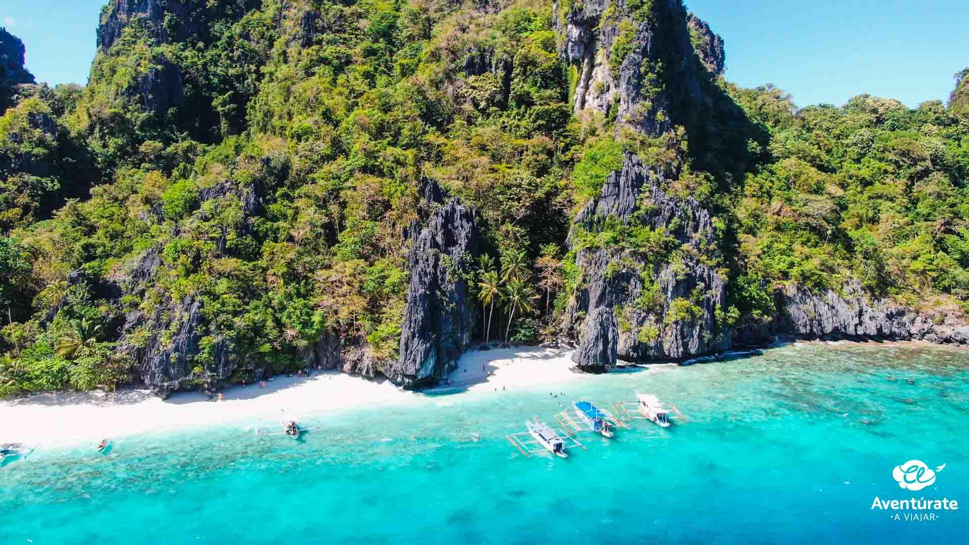 Los 10 mejores lugares que ver en Palawan