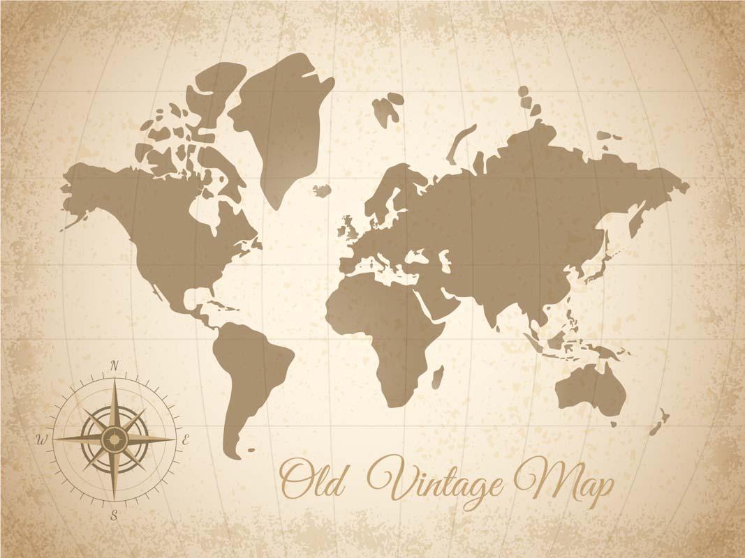 mapamundi regalo viajero