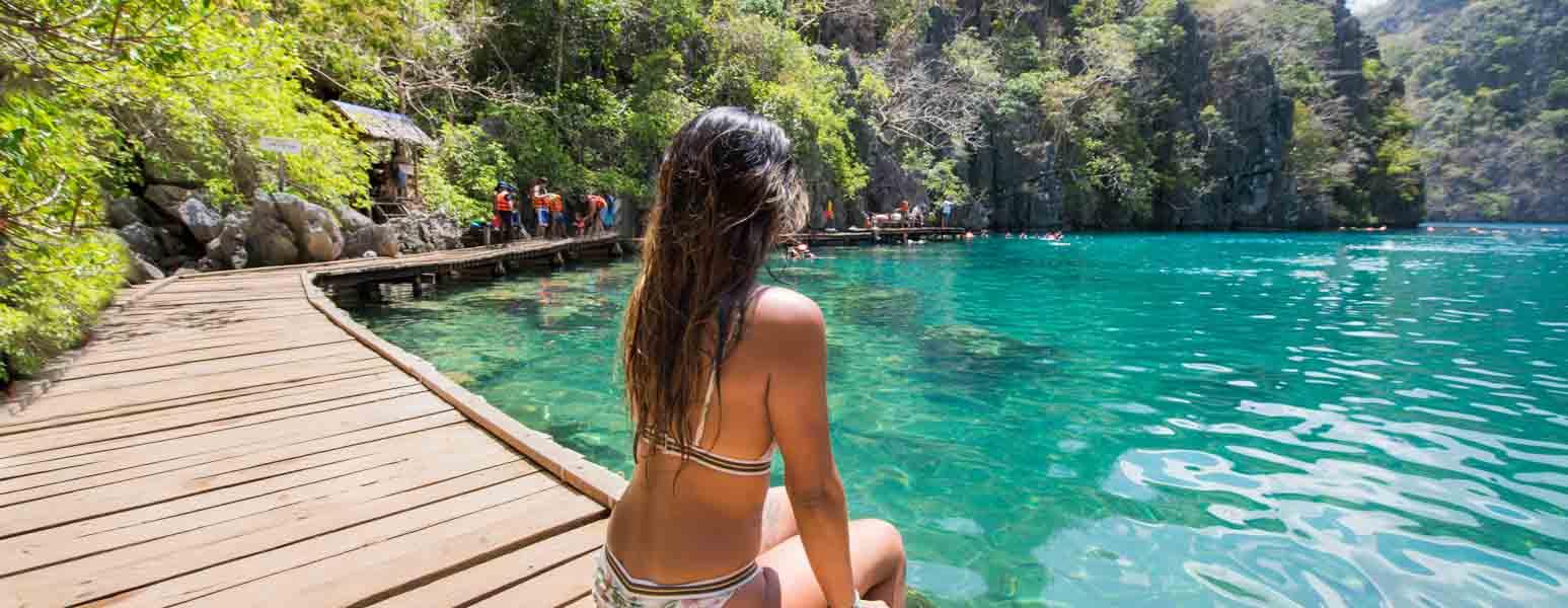 twin lagoon palawan