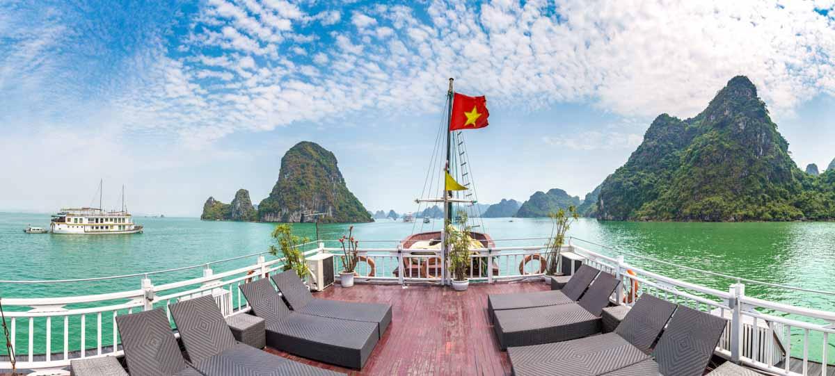 viaje por vietnam