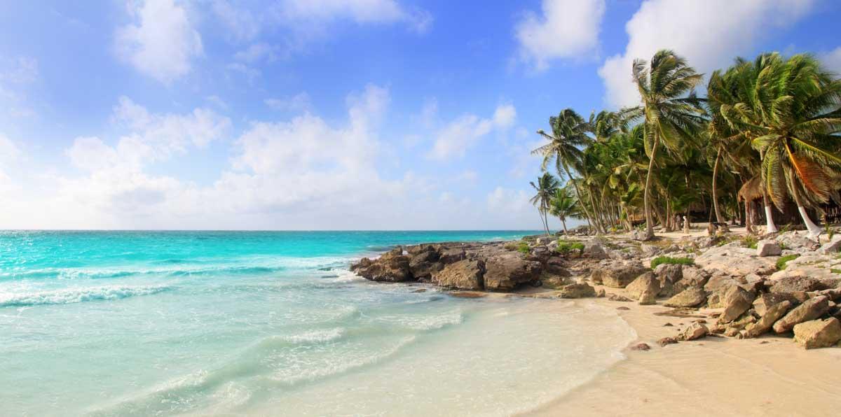 cuando viajar playas mexico