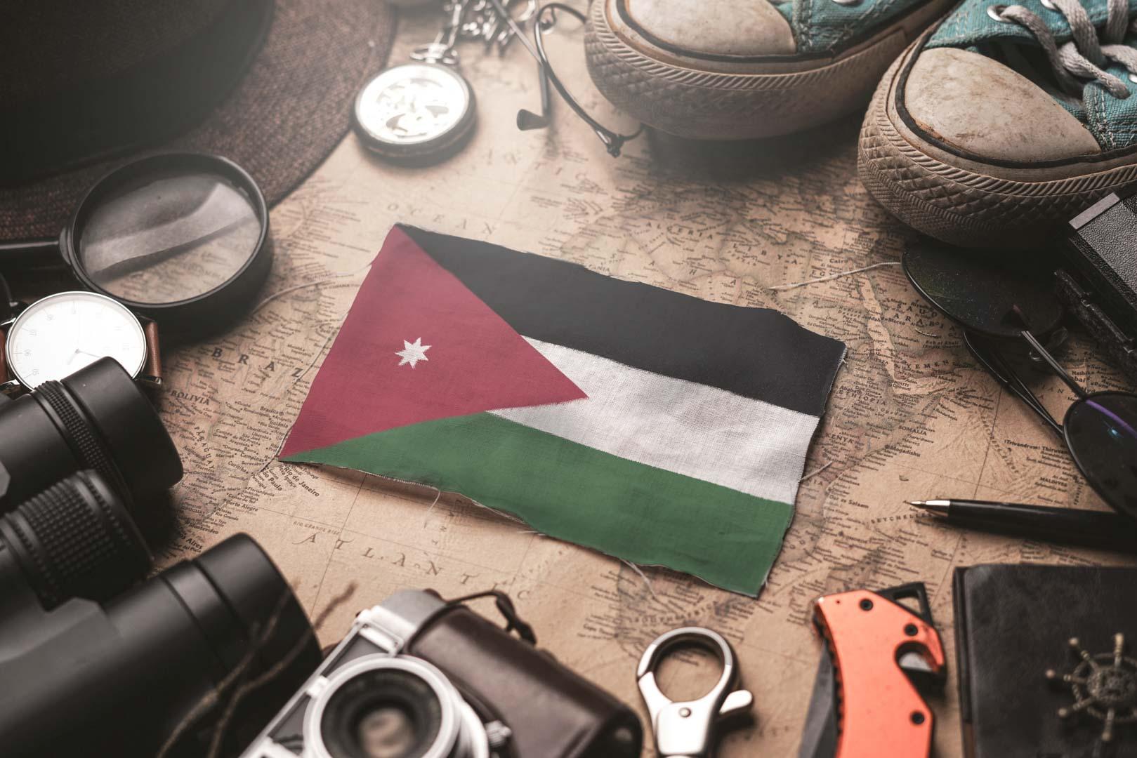 como conseguir el visado a jordania