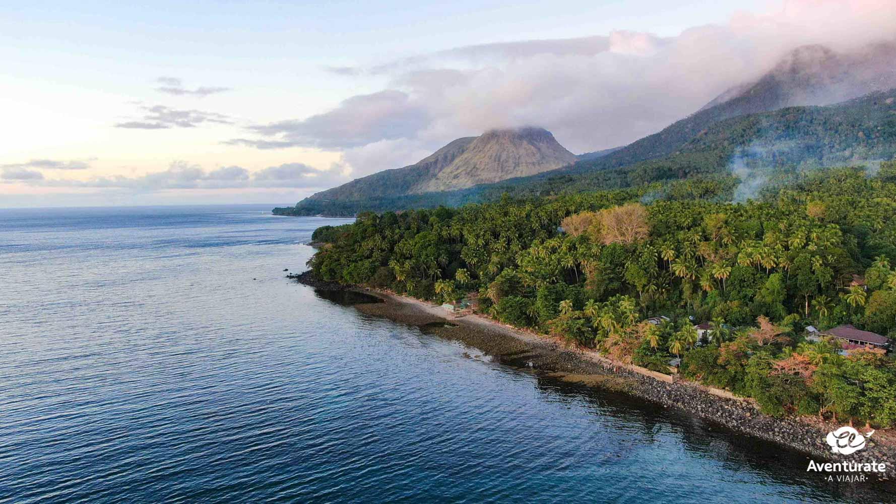 isla de camiguin filipinas