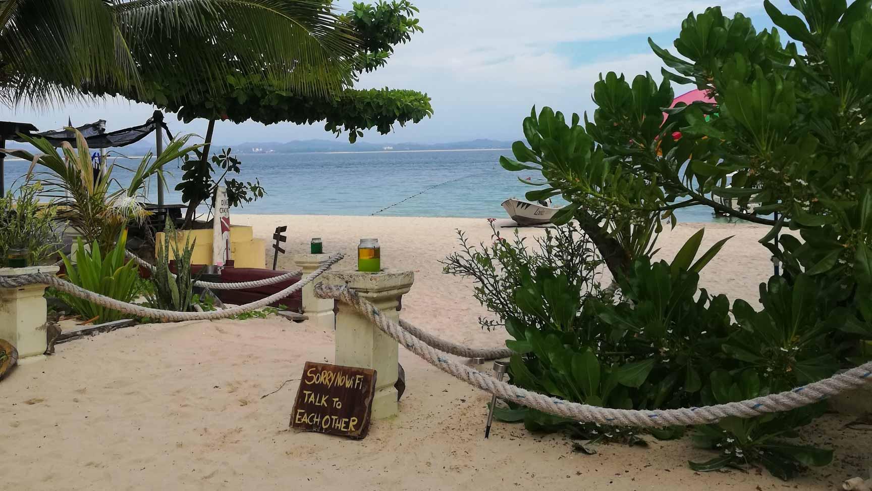 isla kapas malasia