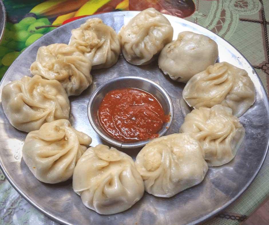 aprender a hacer momos nepal