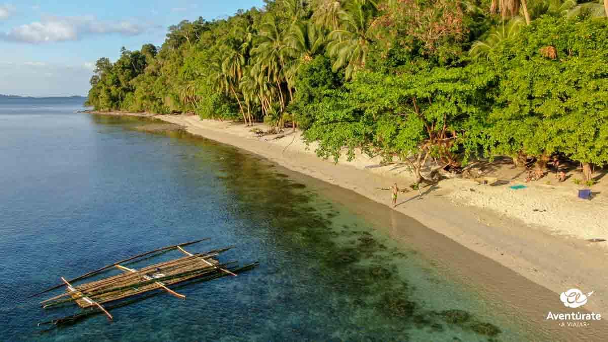 epoca seca filipinas palawan