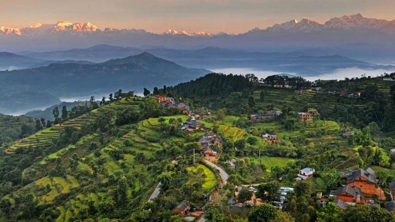 bandipur nepal viaje
