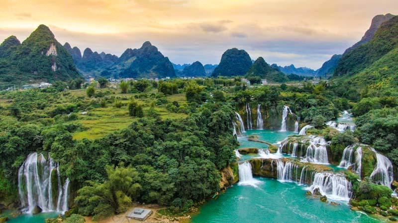 cascadas vietnam
