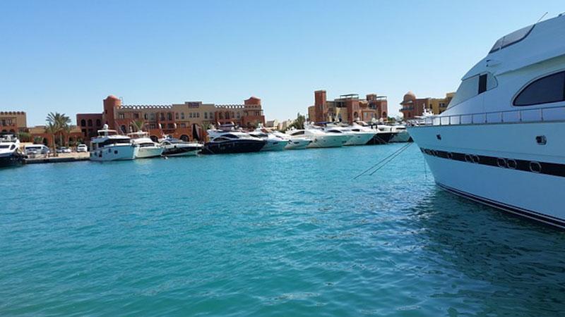 mar rojo egipto