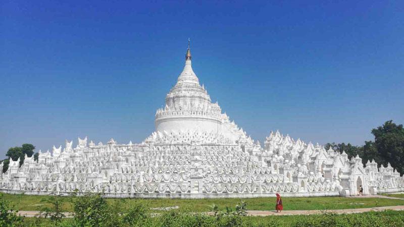 pagodas myanmar