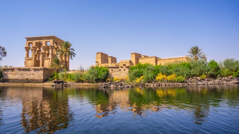 rio nilo en egipto turismo