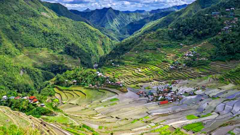 terrazas arroz filipinas