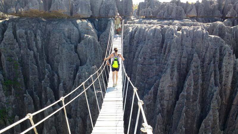 viaje a madagascar tsingy