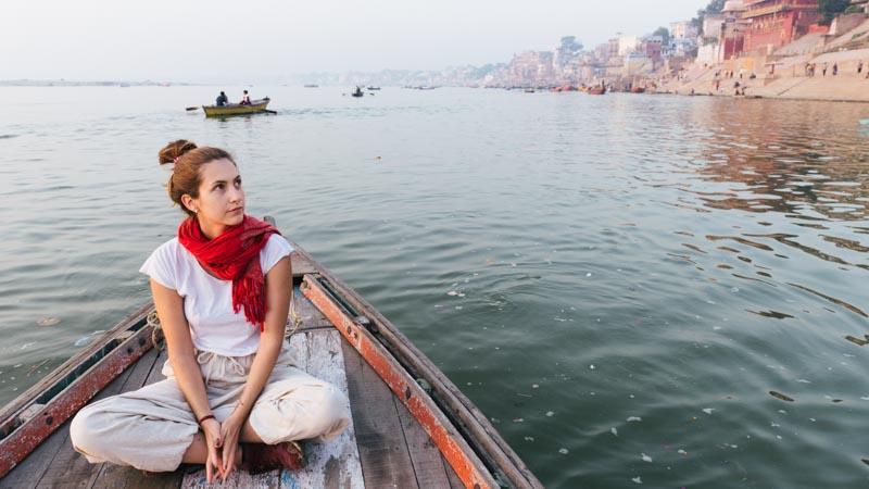 viaje a india varanasi