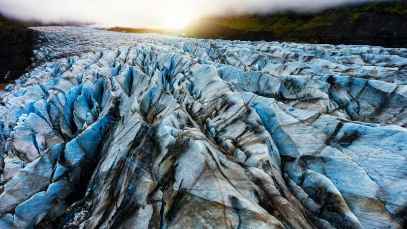 Vatnajökull islandia