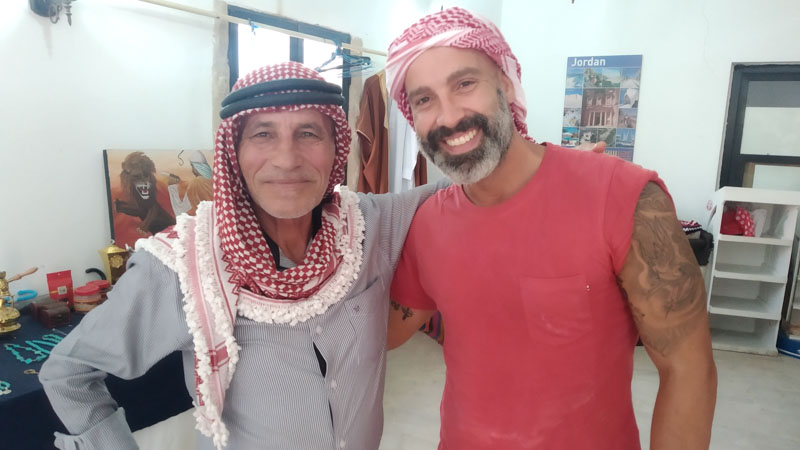 jordania hospitalidad