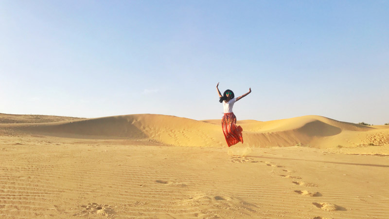 desierto india