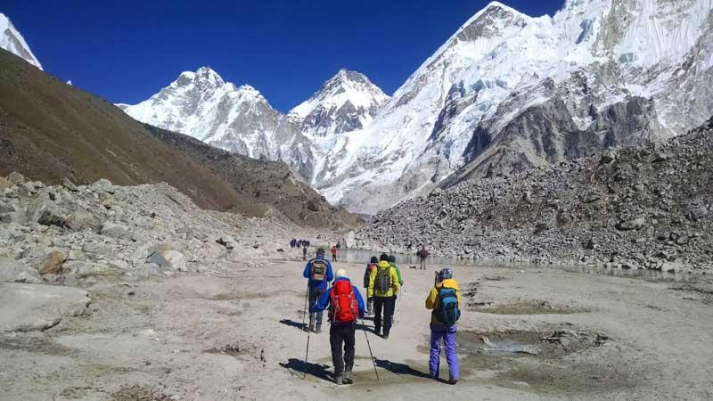 trekking por nepal