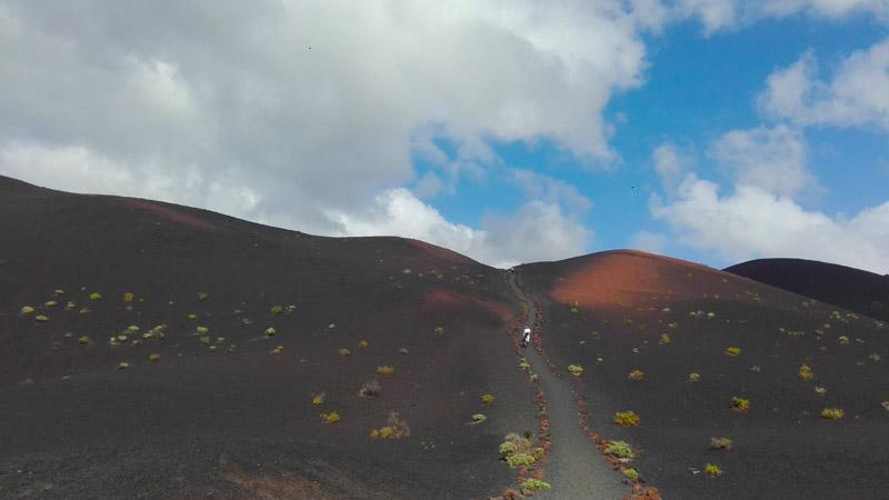 españa volcanes