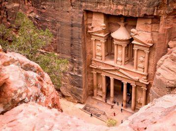 viajes en grupo a Jordania