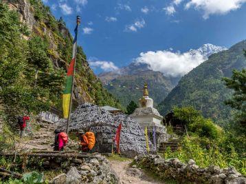 viajes en grupo a Nepal