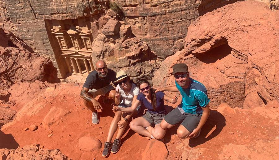 viajes en grupo con coordinador