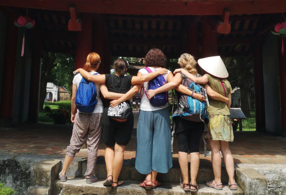 cooperación y autogestión wanderlust